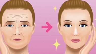 خلطات فعالة لشد الوجه