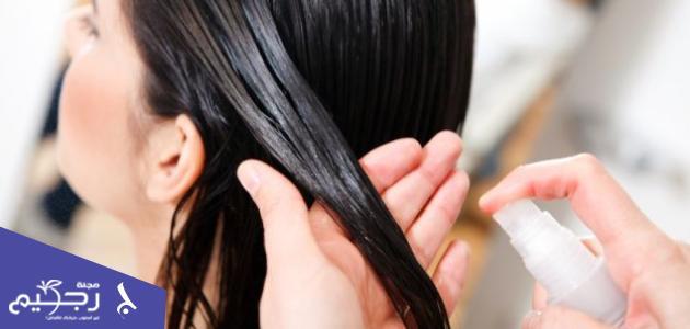 زيت طبيعي لتغذية و ترطيب الشعر