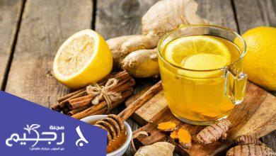 فوائد القرفة والزنجبيل والليمون