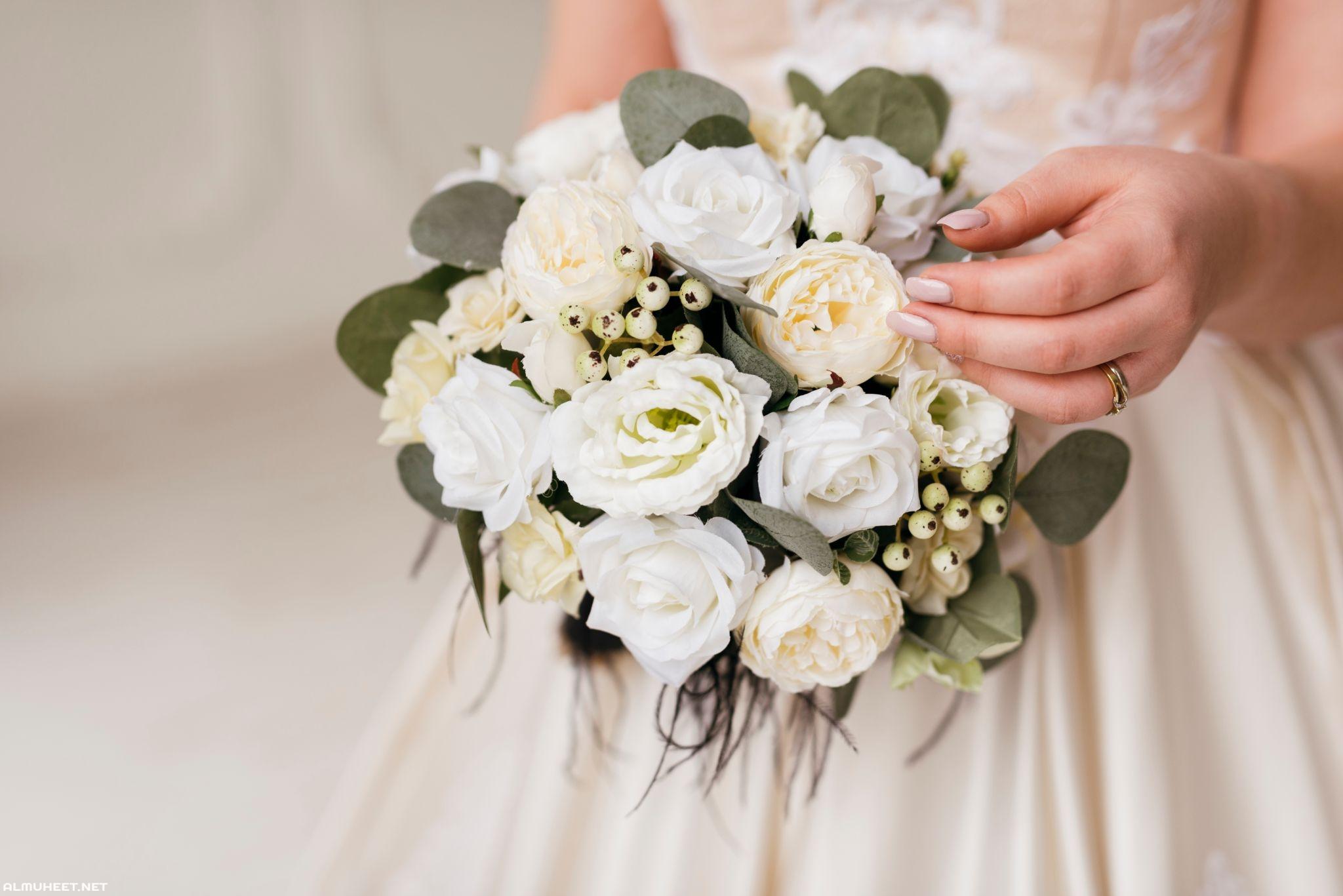 عبارات للعروس قصيره معبرة في ليلة زواجها