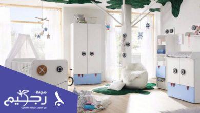 ديكورات غرف نوم الأطفال