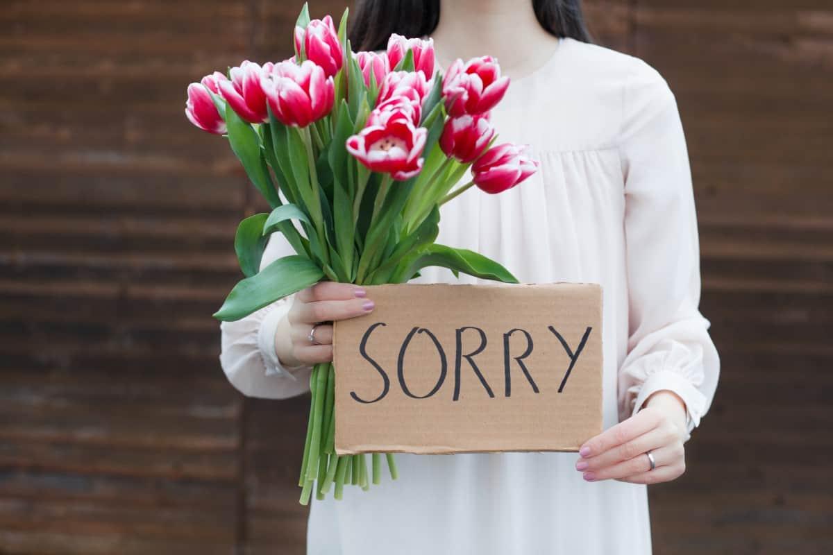 رسائل اعتذار للحبيب الغالي على قلبي