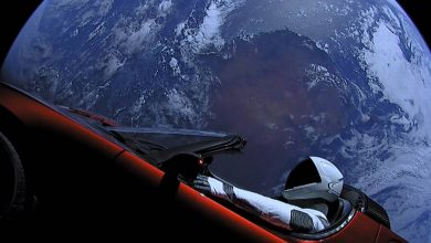 السياحة الفضائية