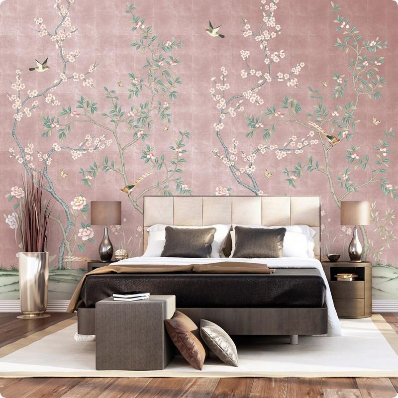 تشكيلة متنوعة من ورق الجدران