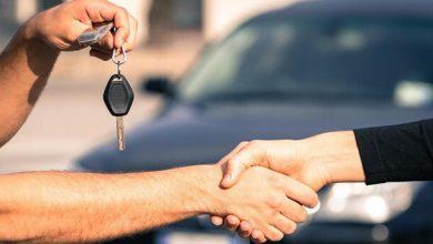 شروط نقل ملكية سيارة