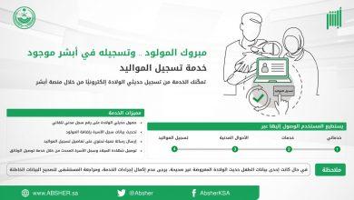 كيفية تسجيل مولود جديد للأجانب المقيمين في السعودية 2021