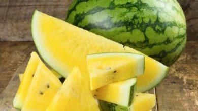 فوائد البطيخ الأصفر للبشرة