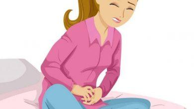 أعراض الدورة الشهرية قبل أسبوع