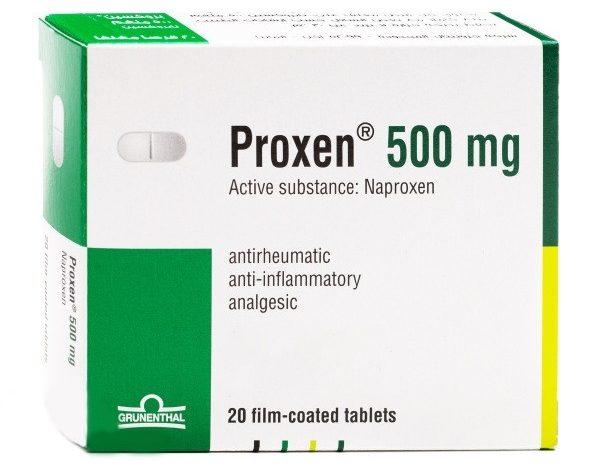بروكسين 500 أقراص