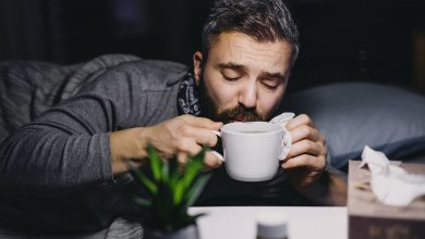 شرب القهوة على الجوع