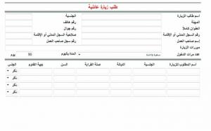 طريقة طلب زيارة عائلية للمواطنين والشروط التي يجب توافرها مجلة رجيم