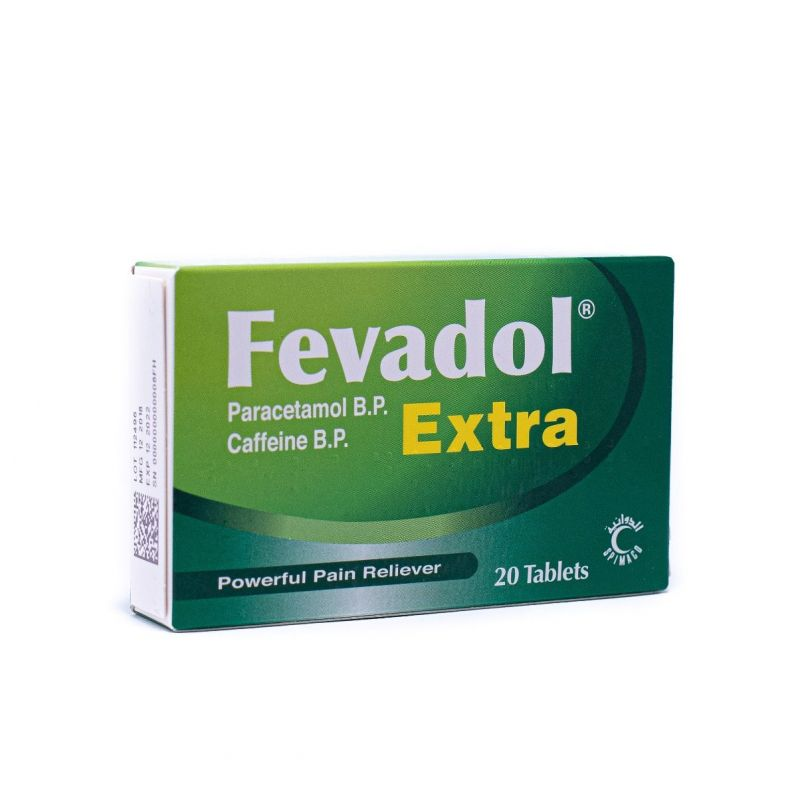 فيفادول اكسترا أقراص مسكن