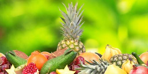 قشر الفواكه والخضراوات