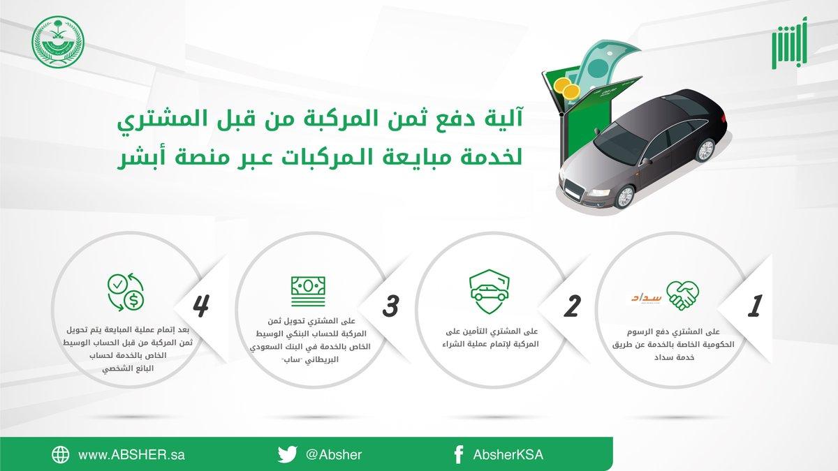 كيفية نقل ملكية السيارة دون حضور صاحب السيارة