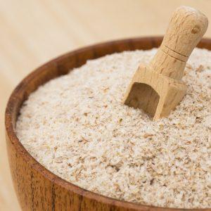مكونات بذور السيليوم الغذائية