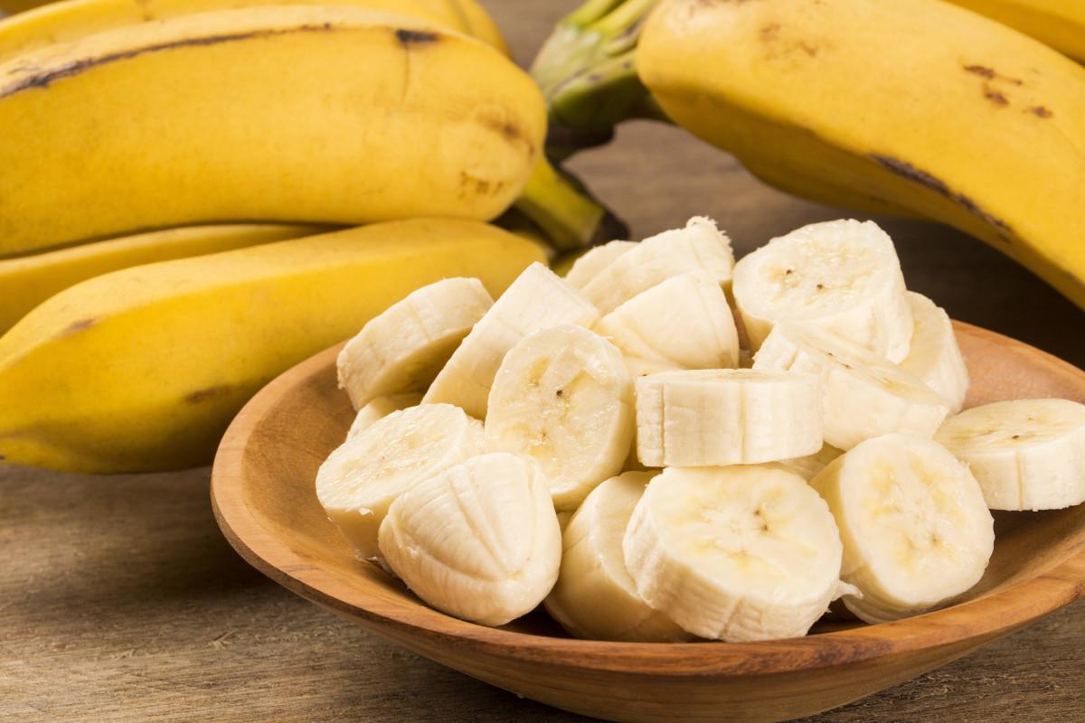 وصفة الموز والعسل
