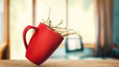 مشاكل القهوة والنساء