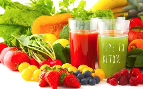 مشروبات وعصائر تخلص الجسم من السموم وتساعد على فقدان الوزن