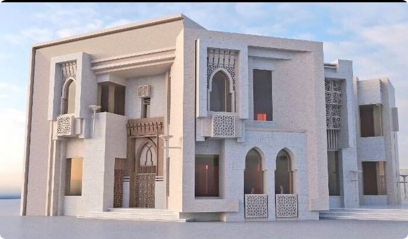 أفخم التصاميم الخارجية العربية