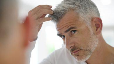 تفسير رؤية الشعر الأبيض