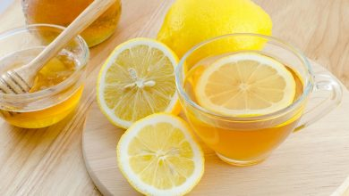 فوائد العسل والليمون على الريق